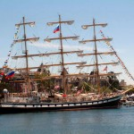 Tall Ship Festival in Victoria BC