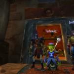 Ahkonsu, Tefnuit & Jadiwan starting out lev 32