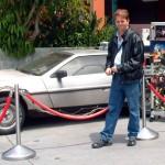 John & his Favorite Car