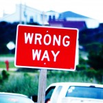 Is it Really the wrong way..