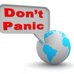 Don't Panic it will work out