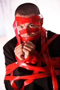 Trapped in red tape