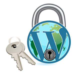 Lock up your WordPress