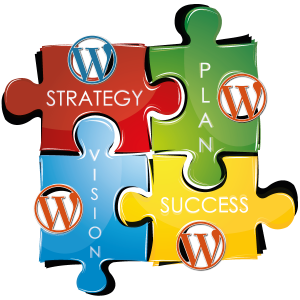 Plan your work and work your plan for success with WordPress..