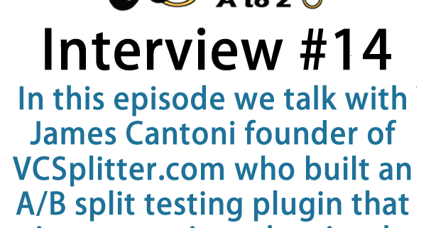 In this episode we talk with James Cantoni the founder of VCSplitter.com . They have built an A/B split testing plugin that integrates into the visual composer plugin for WordPress.