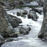 Sooke River potholes