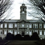 The Old Young Building at Camosun College