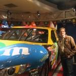 John in Vegas at M&M World