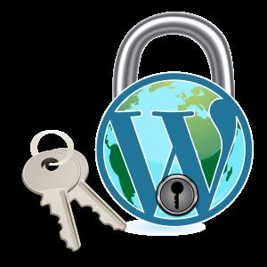Lock up your WordPress