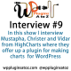 """Episode9-WPPlugins-A-to-Z-Interviews"". In this show I interview Mustapha, Christer and Vidar from HighCharts where they offer up a plugin for making charts and several other types of charting system for WordPress and stand alone."