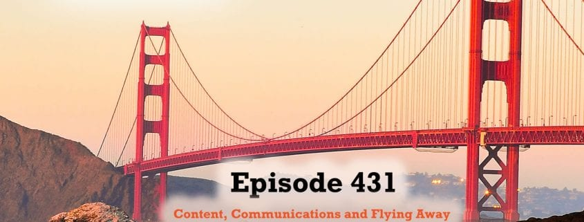 It's Episode 431 and I've got plugins for Newsletters, Content Insertion, Flying Birds and ClassicPress Options. It's all coming up on WordPress Plugins A-Z!