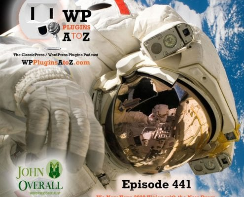 Silent Warning , WP Media Recovery, Easy Appointments, and ClassicPress options in Episode 441. It's Episode 441 and I've got plugins for Site Security, Media Recovery, Setting Appointment's, and ClassicPress Options. It's all coming up on WordPress Plugins A-Z!