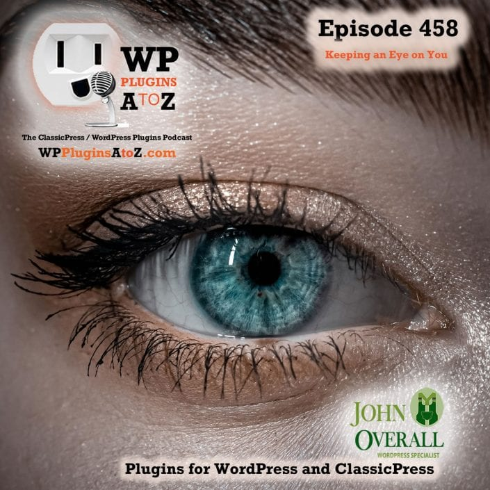 It's Episode 458 with plugins for Photo Galleries, Peeking into your server, and ClassicPress Options. It's all coming up on WordPress Plugins A-Z! Responsive Photo Gallery, Photo Gallery by 10Web – Mobile-Friendly Image Gallery, Server Info WP and other ClassicPress options in Episode 458