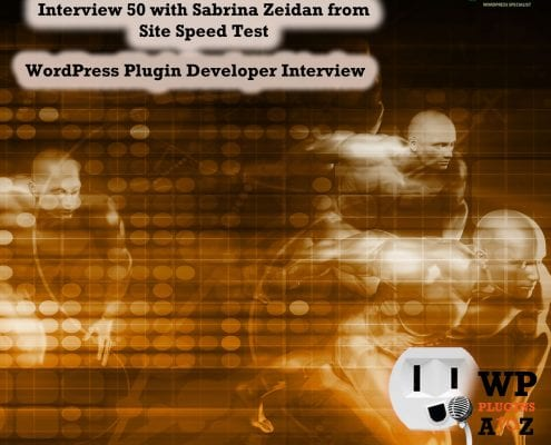 Today's interview is with Sabrina Zeiban, a Developer who specializes in Speedimization