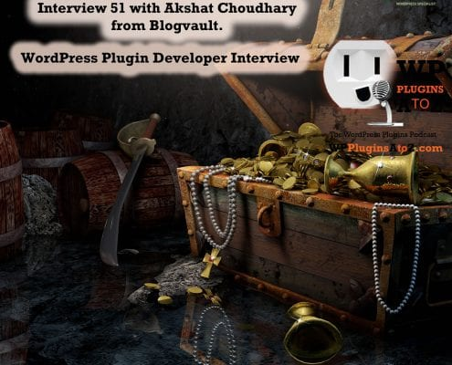 Today's interview is with Akshat Choudhary from BlogVault