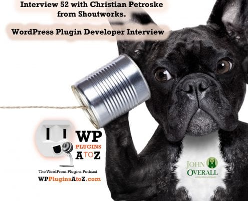 Interview with Christian Petroske