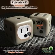 It's Episode 483 with plugins for Images, Delivery Dates, Gifts, Partial payments, Favourite Boxes, Barcodes, and ClassicPress Options. It's all coming up on WordPress Plugins A-Z! Deposits and Partial Payments for WooCommerce, WP Image Sizes, Order Barcode Plugin, Select Delivery Dates Woo, Halloween Box, Gift Hunt, and ClassicPress options in Episode 483.