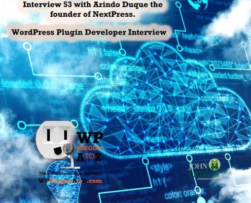 Today's interview is with Arindo Duque from WP Admin Pages Pro/WP Ultimo