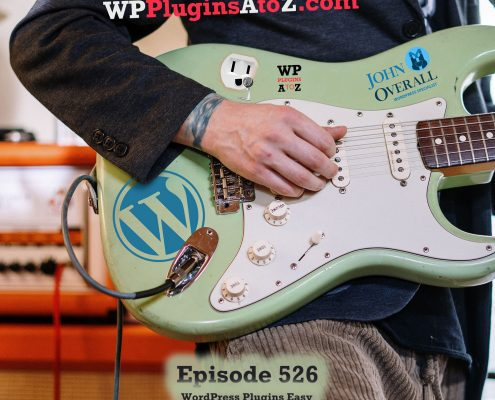 It's Episode 526 - We have plugins for All The Currencies, Lightning Bitcoin, Admin Entry, Travelling the World, Disabled Forms, On Demand Weather... and ClassicPress Options. It's all coming up on WordPress Plugins A-Z!