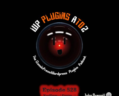 It's Episode 528- We have plugins for Duplicating, Redirection, Scroller Magic,, Understanding the Stars Pumpkin Spicing, Halloween...and ClassicPress Options. It's all coming up on WordPress Plugins A-Z!